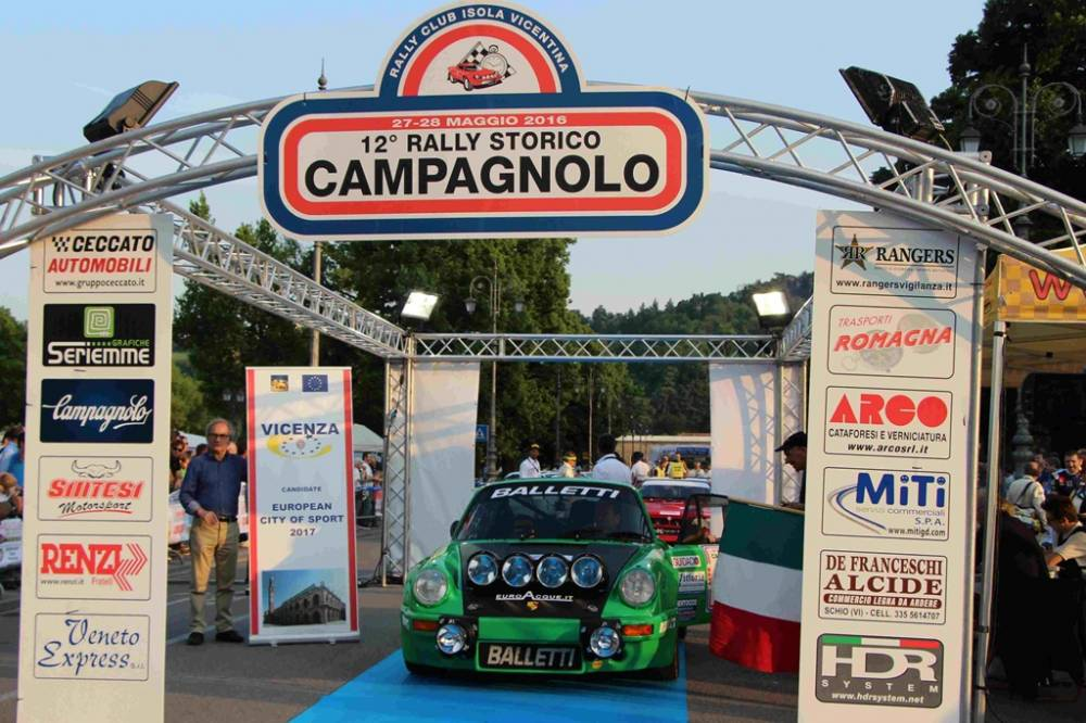 Start campagnolo