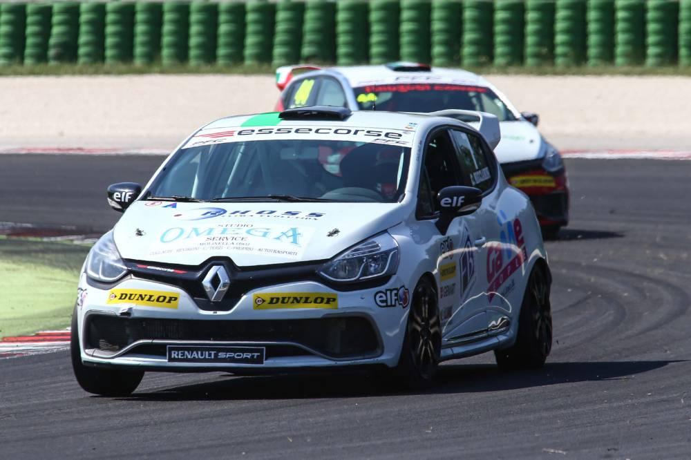 #02 Essecorse-Clio Cup
