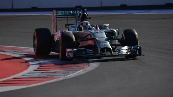 gp F1 russia