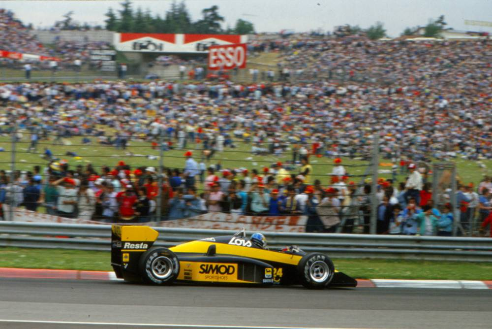 1987 GP San Marino-Imola(Photo 4)