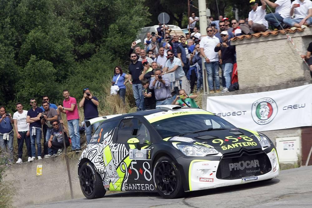 2016-CIR-Rally_Targa_Florio-Citroen-Ds3R5-Procar-Motorsport-Ciava