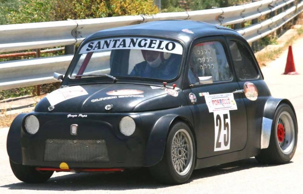 Antonino Santangelo (Fiat 500 Yamaha)