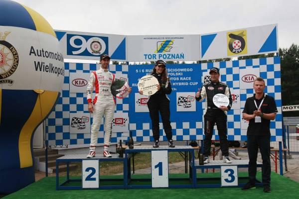 Alessandra Brena vince gara-1