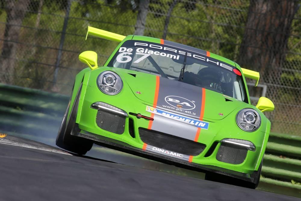 Alex De Giacomi (Dinamic Motorsport)