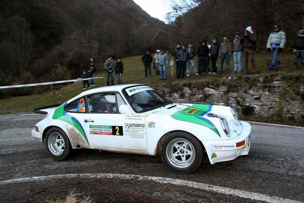 Andreis-Farina Porsche 911 RS