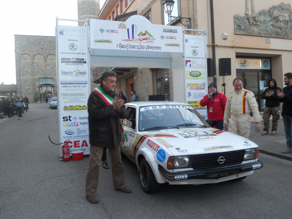 1° rally appennino bolognese