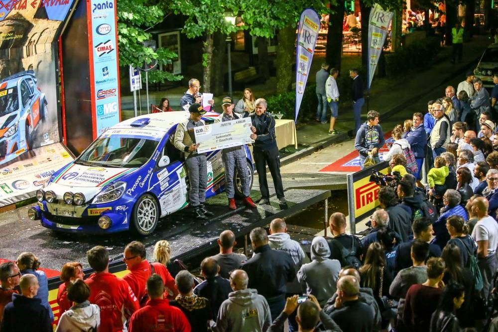 Asnaghi Castelli Rally del Casentino 20162419