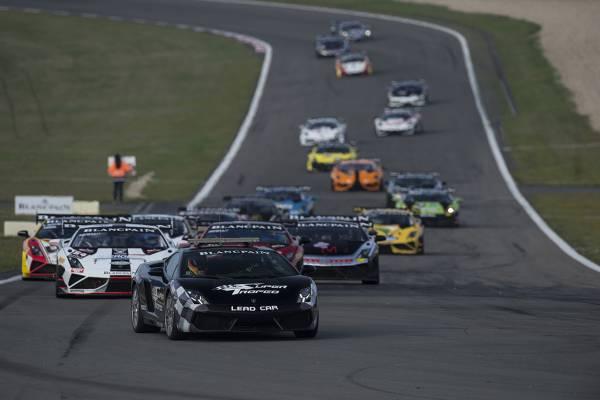 Andrea Amici -Lamborghini Blancpain Super Trofeo Europ