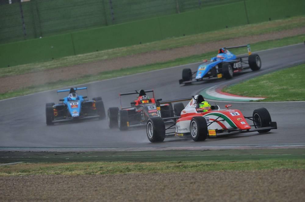 CAMP. F4 - IMOLA Mick Schumacher