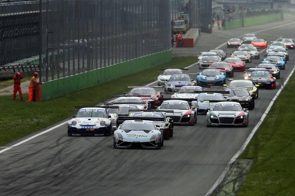 C.I. Gran Turismo - Monza