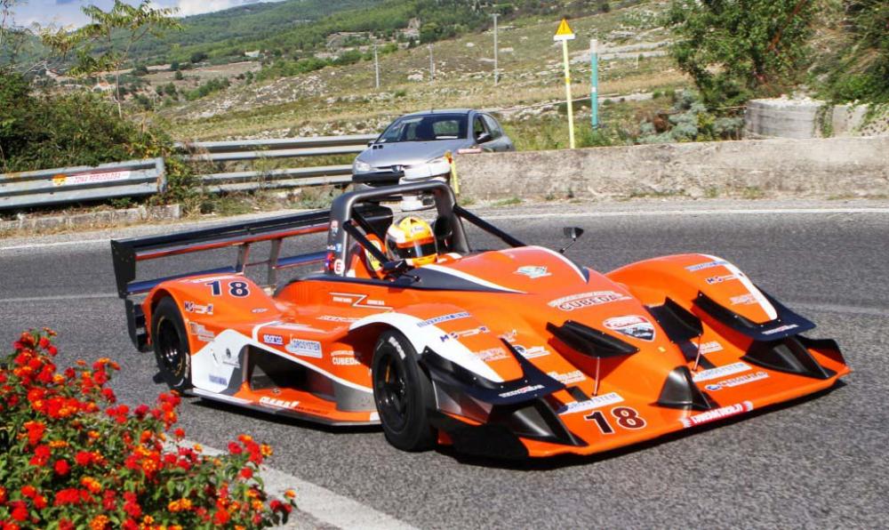Domenico Cubeda (Osella PA2000 Evo Honda)