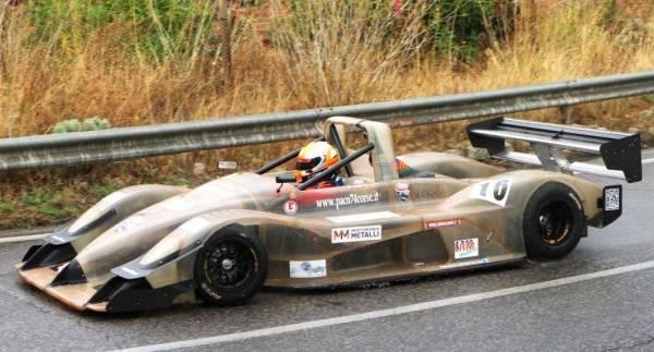 Domenico Cubeda (Osella PA 2000 Evo Honda)