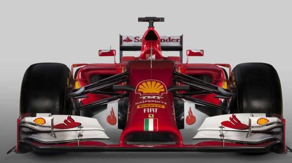 FERRARI F1 2014 F 14 - T