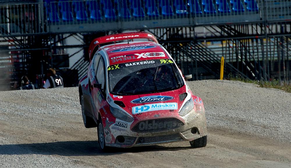 fia world rallycross championship -Andreas Bakkerud