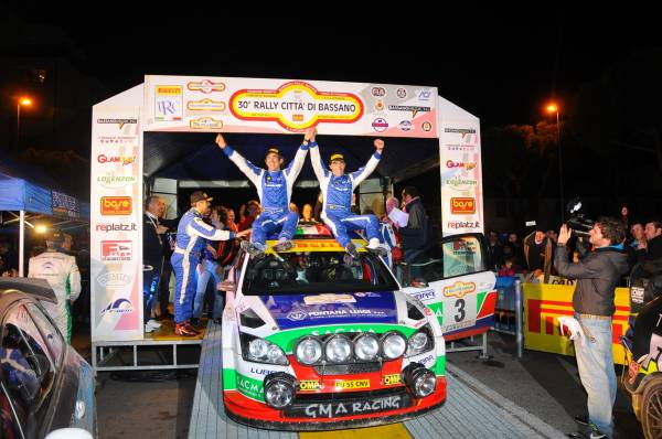 fontana winner rally bassano