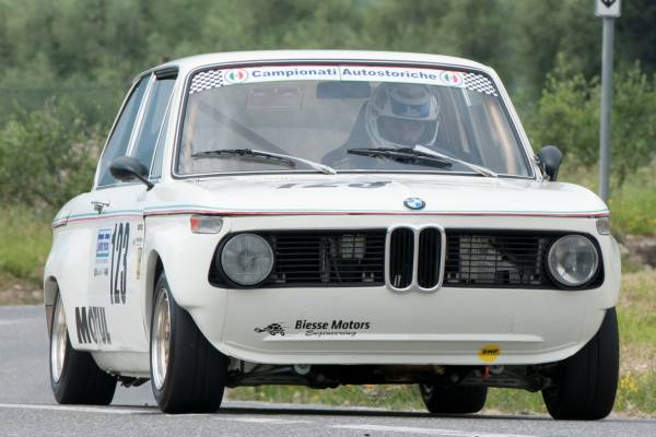 Franco Betti BMW 2002 ti