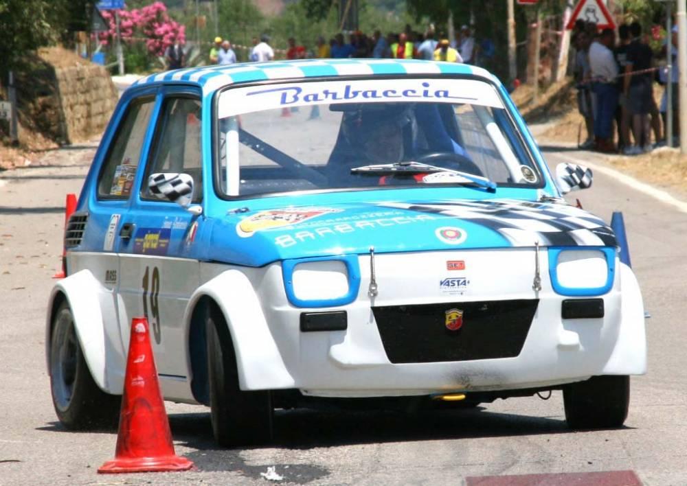 Gianfranco Barbaccia (Fiat 126 P)