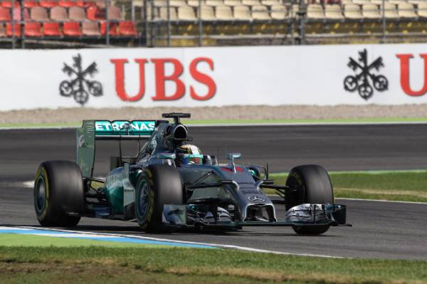 HAMILTON GP GERMANIA ´14