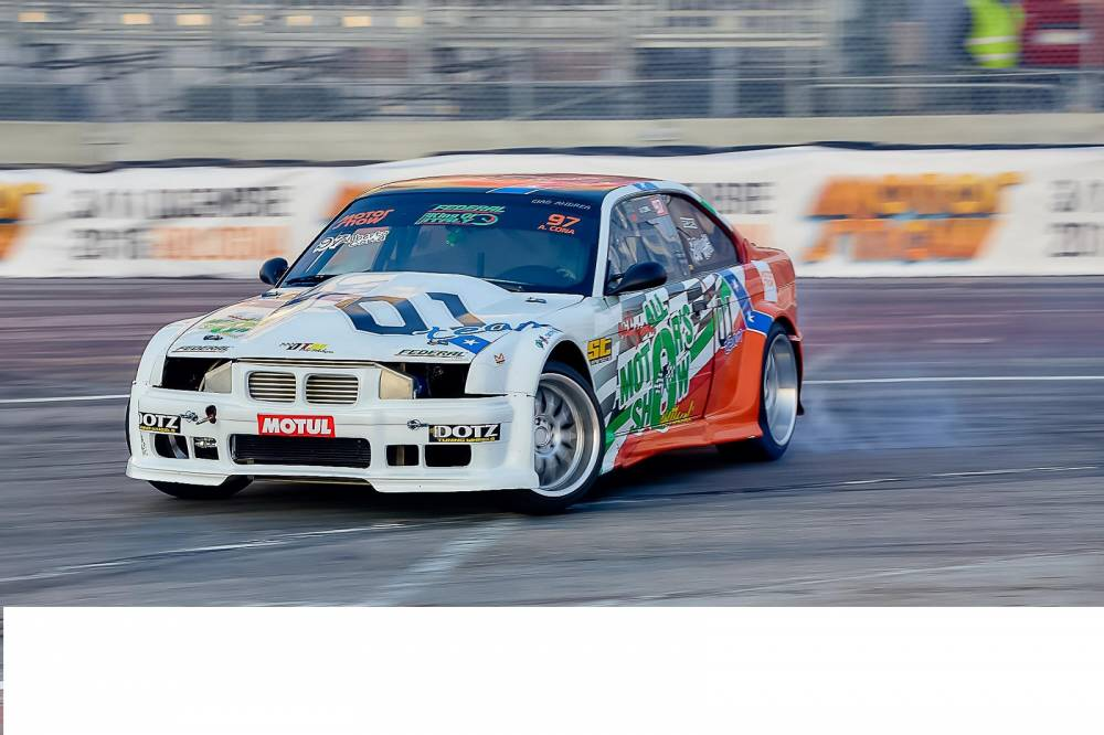 King of Drift Super Cup