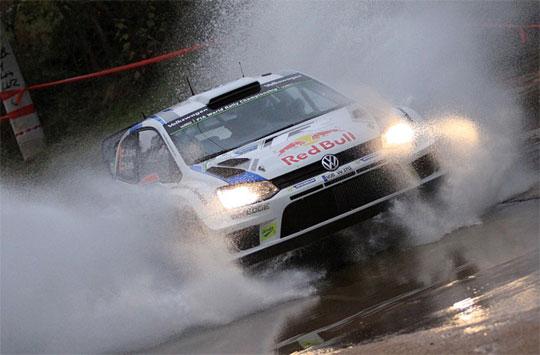 LATVALA ARGENTINA WRC