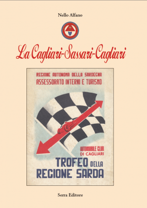 Libro La Cagliari-Sassari-Cagliari di Nello Alfano