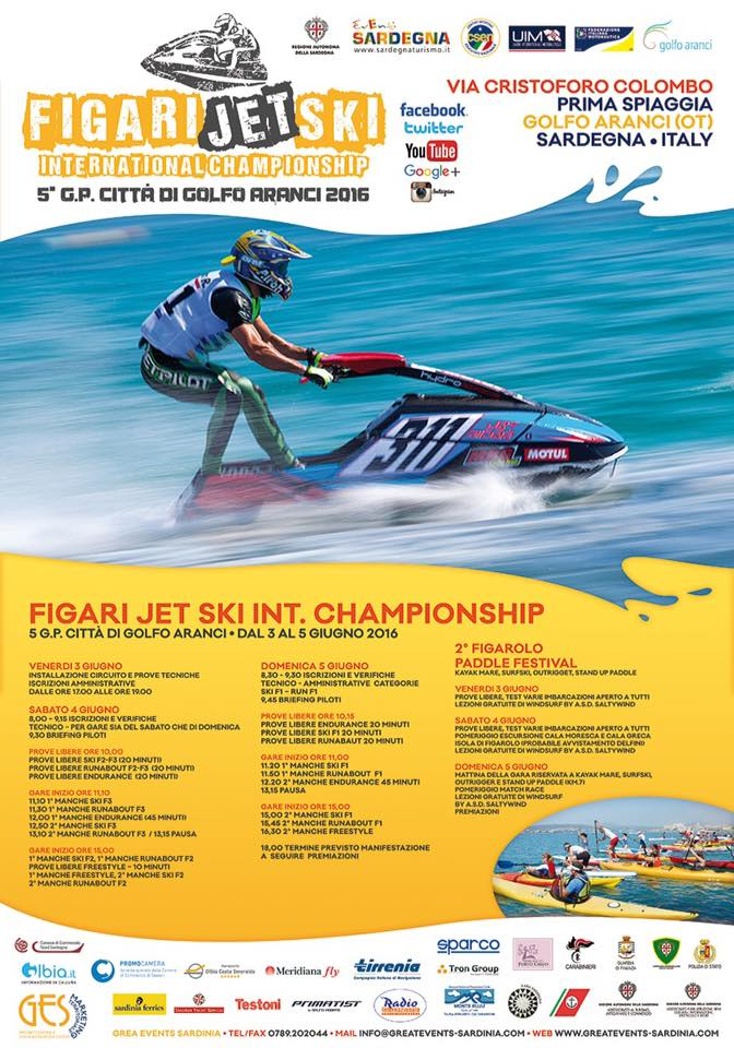 Figari Jet Ski International