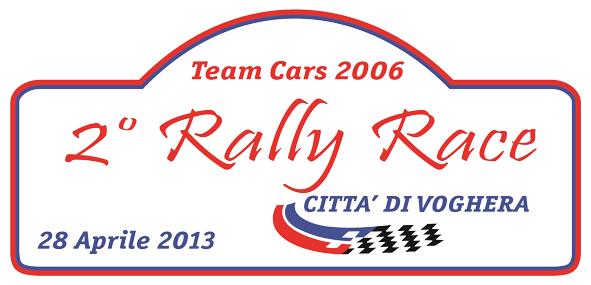 """2° Rally Race """"Città di Voghera"""""""