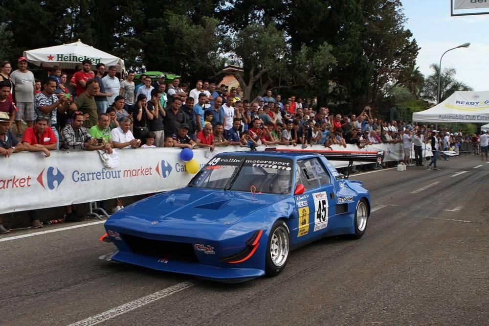 Manuel Dondi su Fiat X1-9