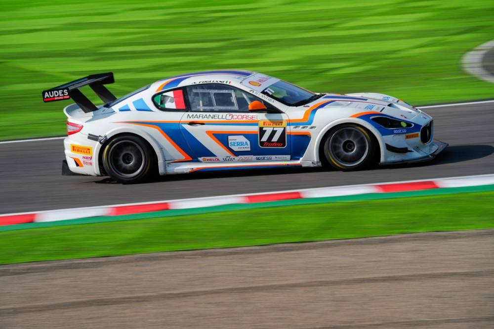 Maserati GranTurismo MC Trofeo_Alessandro Fogliani