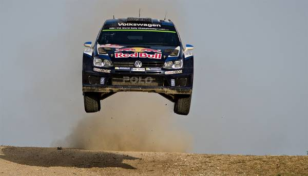 OGIER POLO - RALLY D´ITALIA 2015