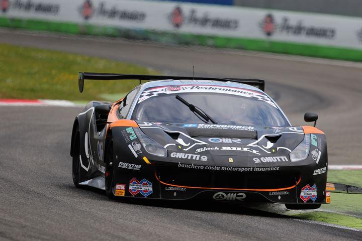 Venturi-Gai (Ferrari 488-Black Bull Racing)