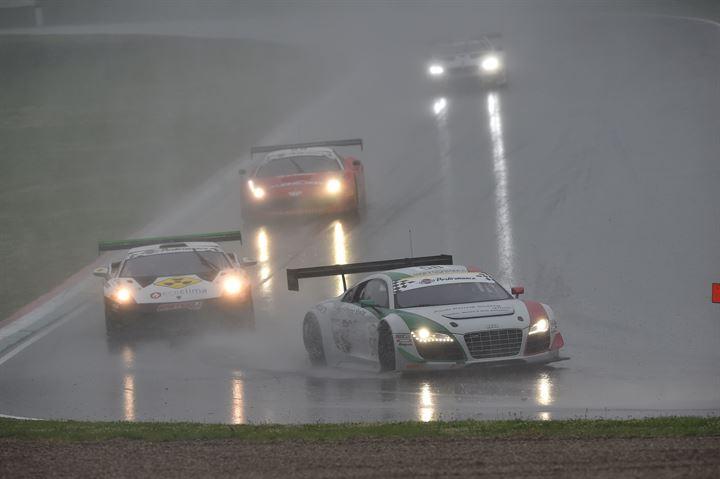 Mapelli-Albuquerque (Audi Sport Italia)