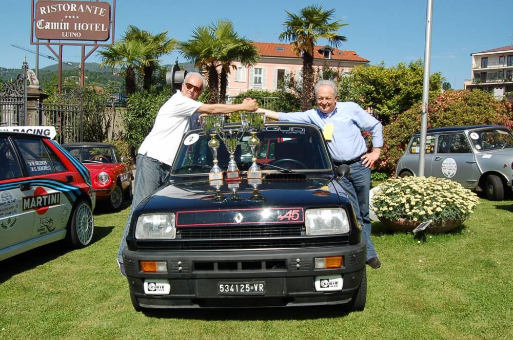 Carlo Pretti e Francesco Gianmarino