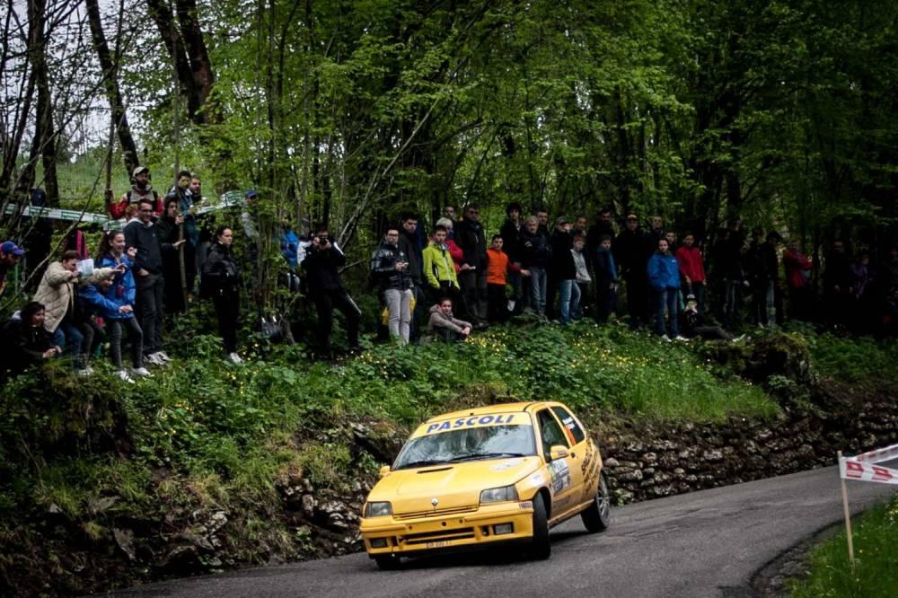 Rally Città di Maniago 2015 (archivio Knife Racing)