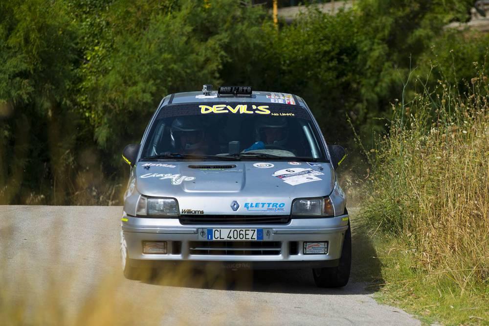 Roberto Lombardo sgb rallye