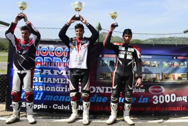podio Trofeo Motorsannio