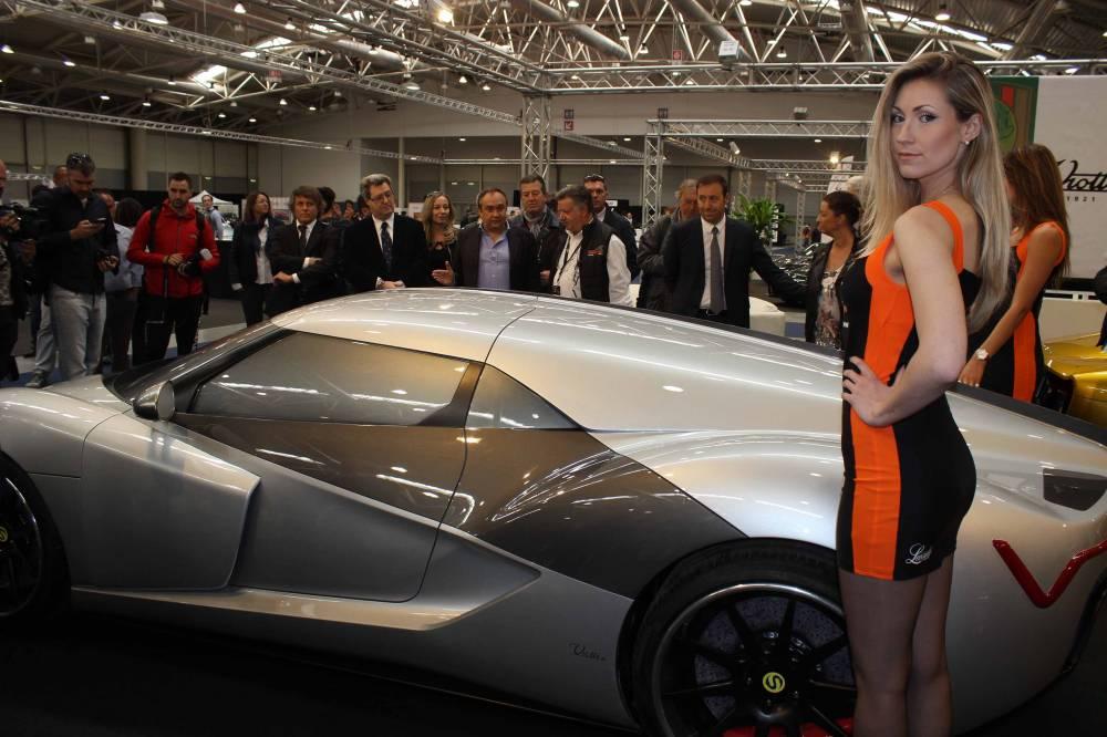 roma auto show