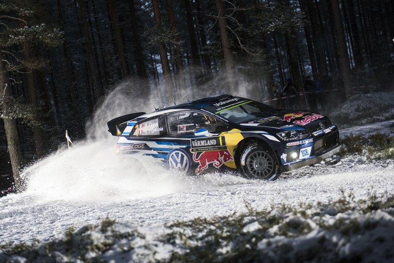 SEB OGIER SWEDEN WRC