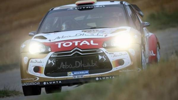 sordo rally di germania