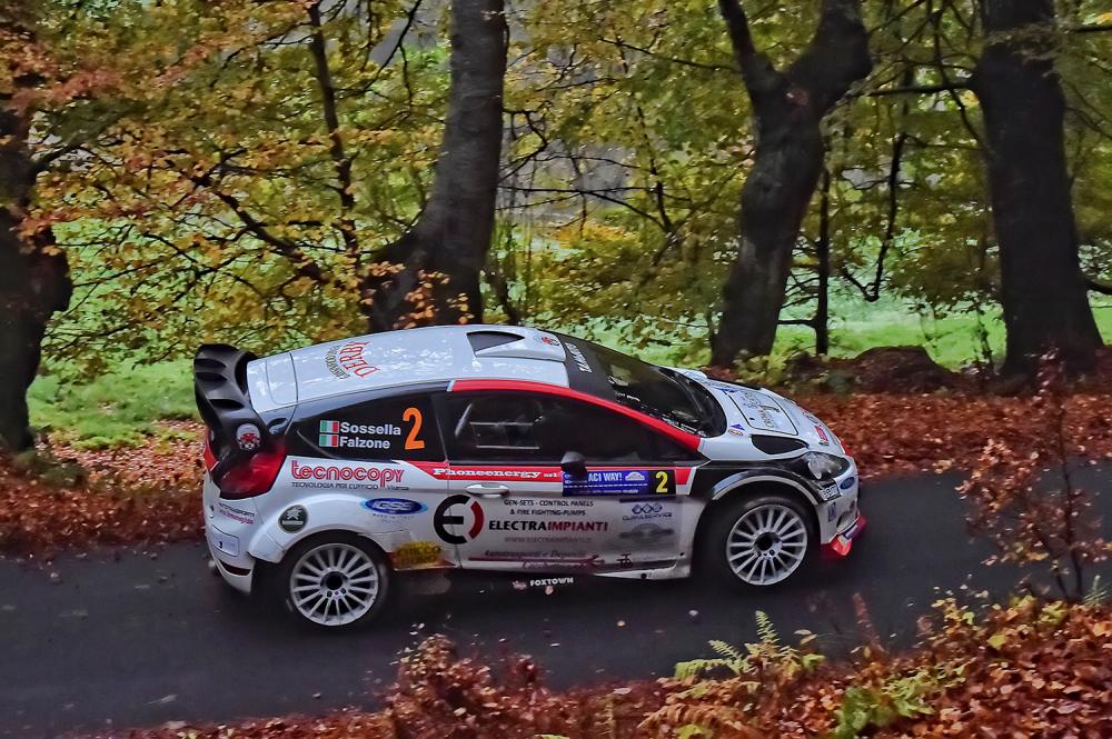 SOSSELLA FALZONE - TROFEO ACI COMO WRC ´15