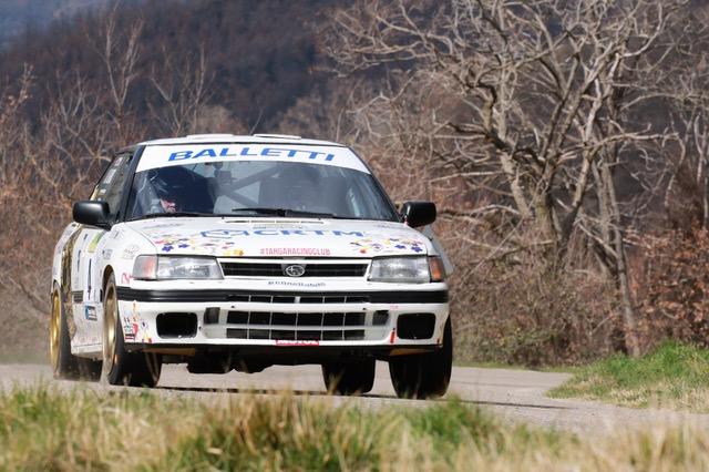S Riolo A Floris Subaru V Aretine