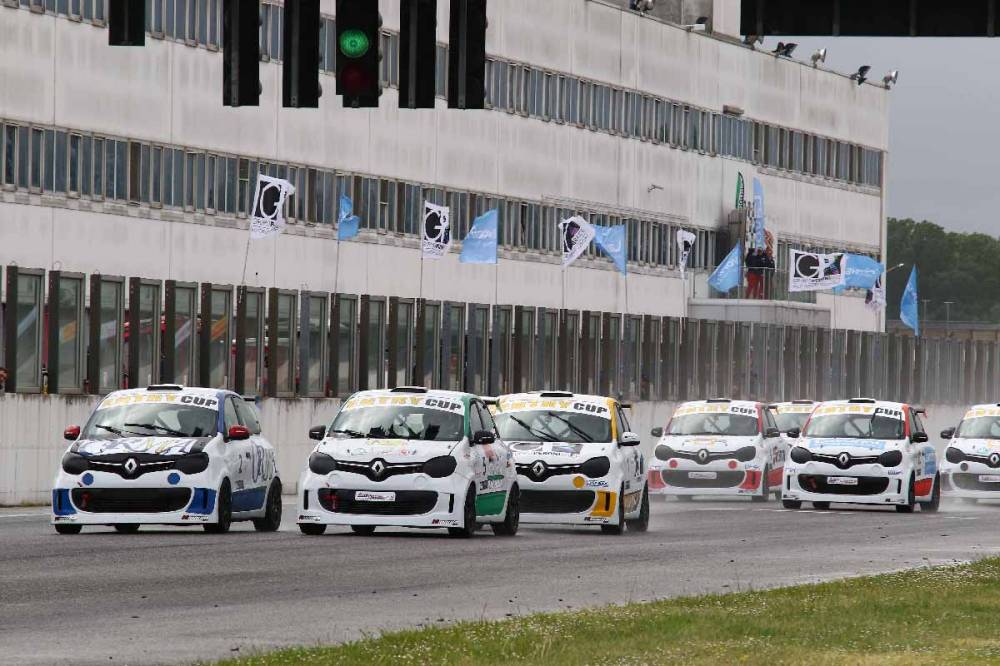 Start Entry Cup