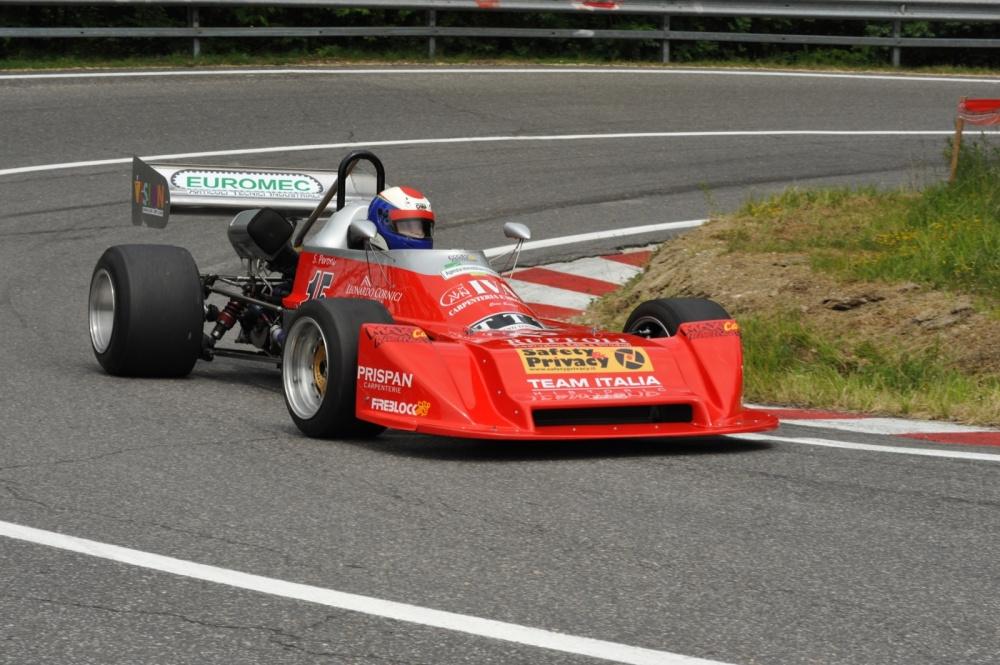 Stefano Peroni su Martini Mk32