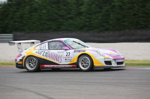 Targa Tricolore Porsche 2013 svoltasi sul circuito di Adria