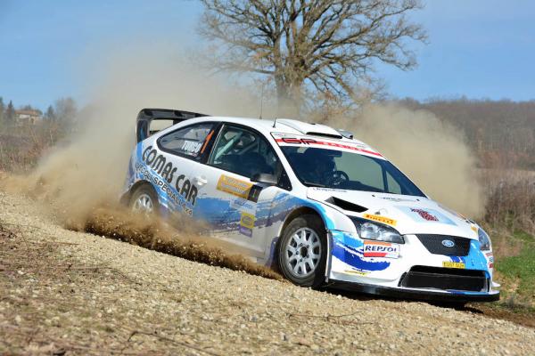 Cobbe-Turco (Ford Focus WRC)