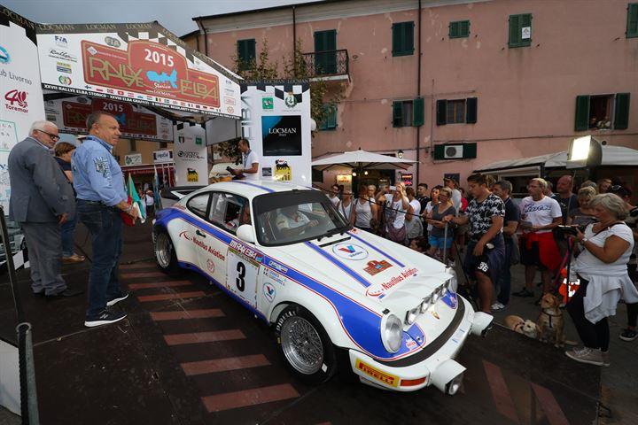 isola elba rally storico