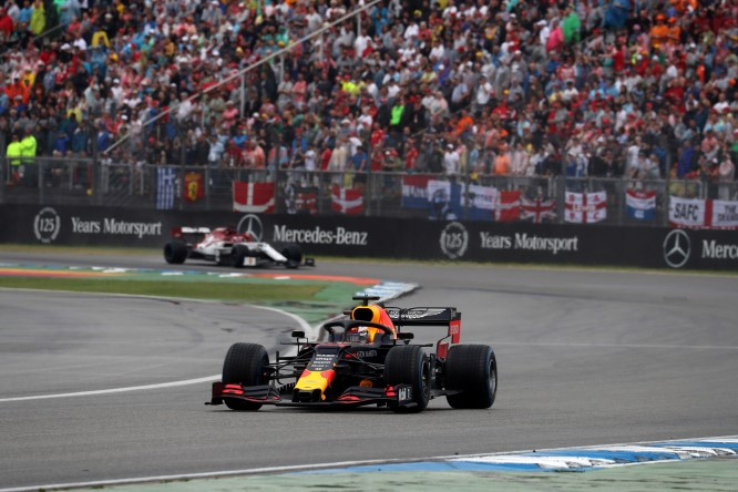 MAX VERSTAPPEN GERMANIA '19