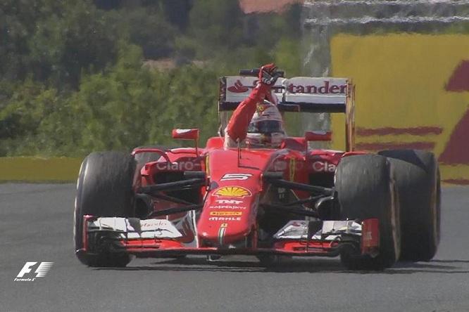 Vettel-Ferrari-Ungheria-2015-Vittoria