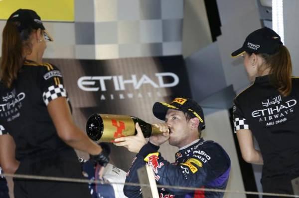 Gran Premio di Abu Dhabi - Stravince Vettel
