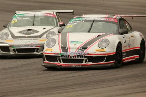 Targa Tricolore Porsche al Mugello